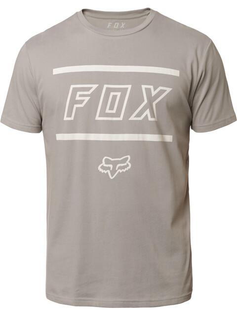 Fox Midway Airline SS Tech Shirt Men steel gray